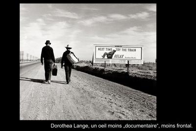 Découvrir Dorothea Lange